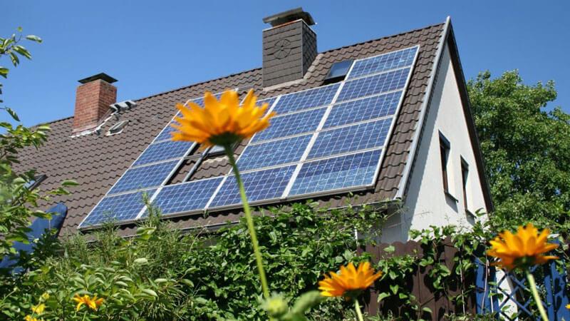 достоинства применения солнечных батарей