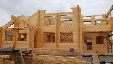 Строительство домов из брусa своими руками.
