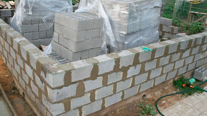 керамзитобетонные блоки своими руками