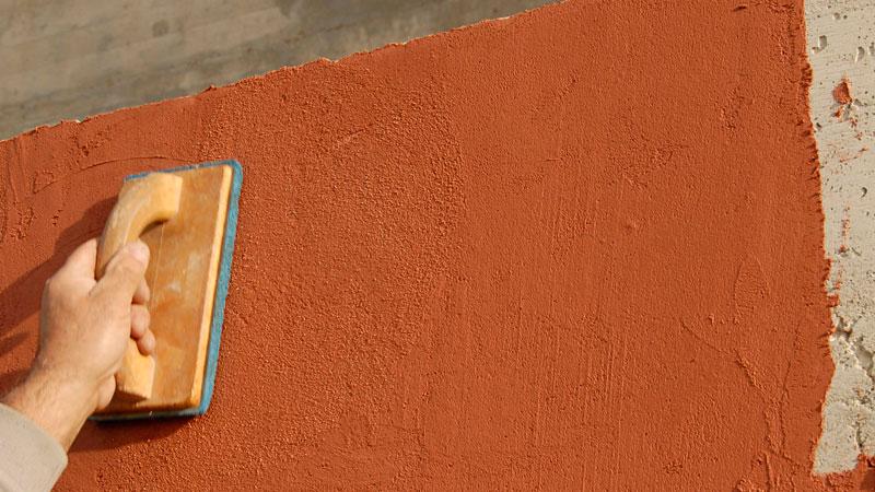 декоративная фасадная штукатурка