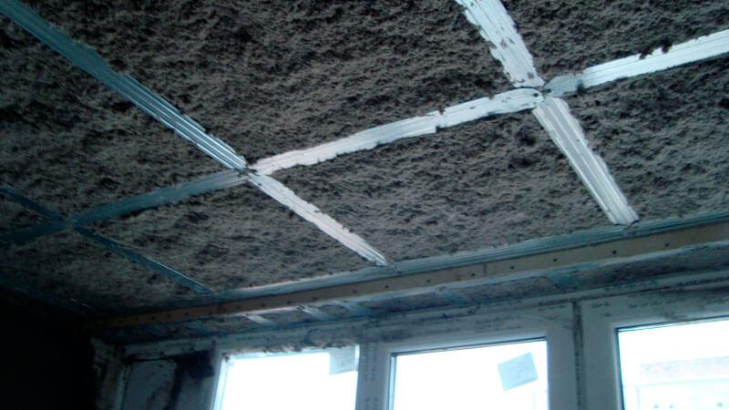 звукоизоляция потолка в квартире от соседей