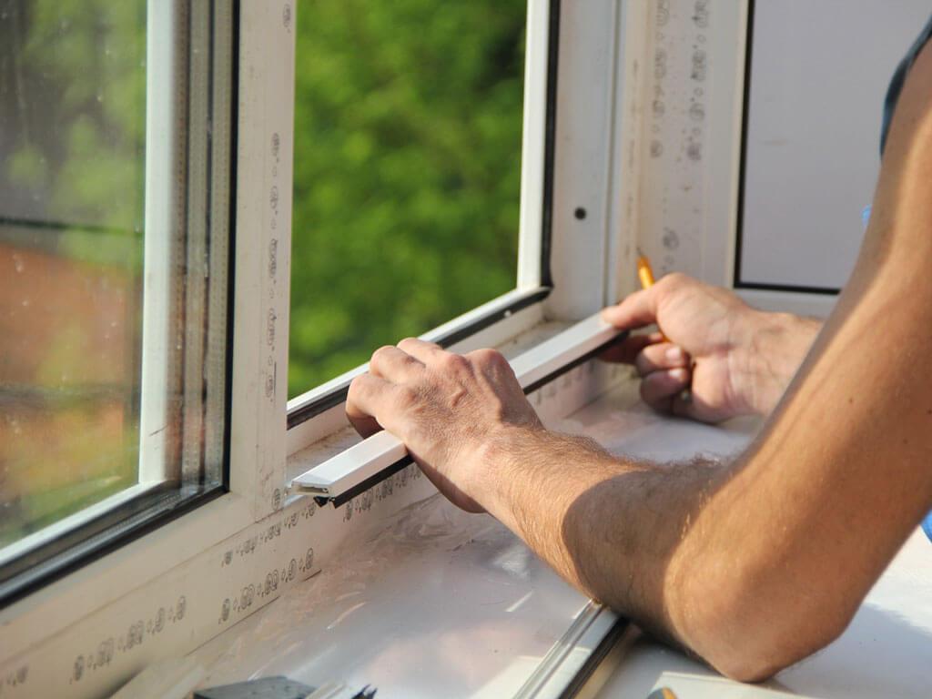 Что нужно для установки пластиковых окон