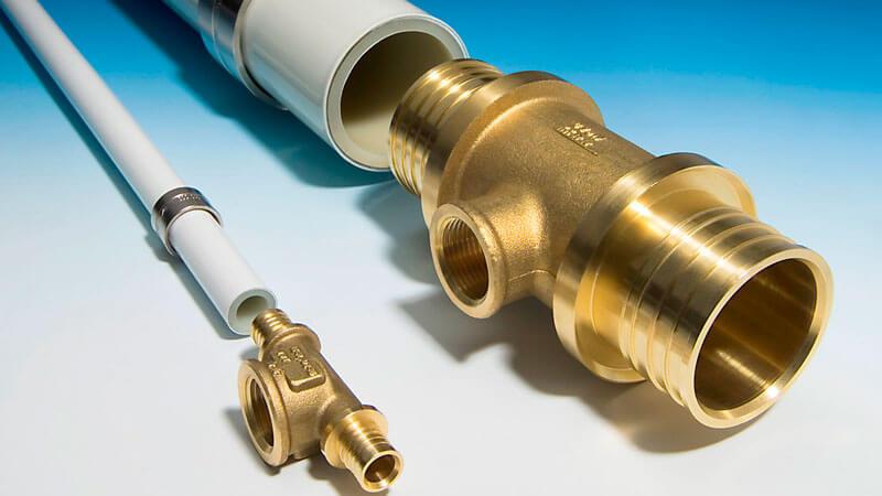 металлопластиковая трубы для гвс