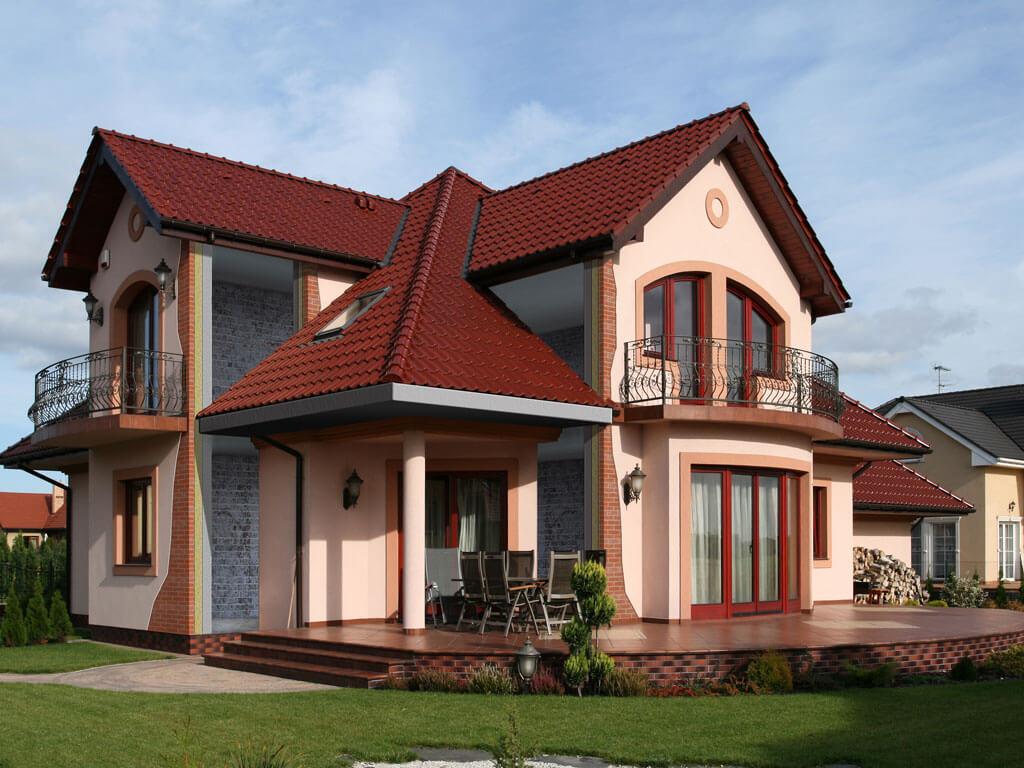 Виды монолитных домов